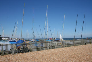 Deal sailing club