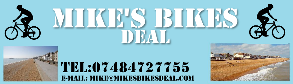 mikes bikes cycle hire deal